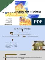 Acero y Madera