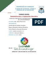 Administracion y Legislacion 2