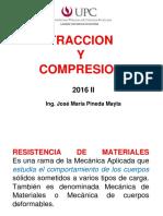 Teoría Unidad 01 Traccion y Compresion