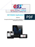 QST Mobile iPhone Documentation