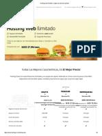 Hosting Web Ilimitado y Registro de Dominio Gratuito