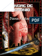 Diana Rowland - Serie Kara Gillian 02 - Sangre de Demonio (Blood of the Demon)