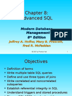 Chap08 - Advanced SQL