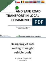 Designing of Safe