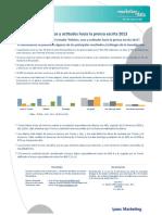 MKT Data Prensa 2013