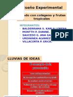 Proyecto Helado Rico en Colágeno