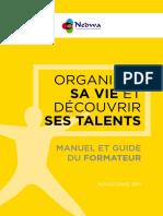 Organiser Sa Vie - Formateur Fr