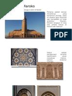 Arsitektur Maroko