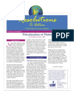 June 2005 Resolutions to Action Leadership Conference of Women Religious