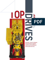 AXON 005 Drilling Products Top Drives Brochure