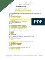 Evaluacion Modulo II de Tributacion