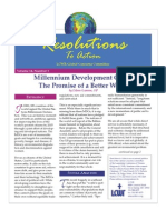 February 2005 Resolutions to Action Leadership Conference of Women Religious
