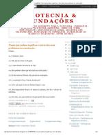 Geotecnia & Fundações_ Frases Que Podem Significar o Início Dos Seus Problemas Na Construção.