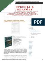 Geotecnia & Fundações_ Livro_ Fundações e Contenções de Edifícios_ Qualidade Total Na Gestão Do Projeto e Execução