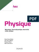 Maxi Fiches - Physique