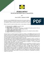 Peregrino Transceptor QRP SSB 2013OCT24