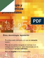Deontologia y Codigos Eticos