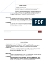 Avance de Fichas monograficas