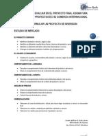 Competencias a Evaluar en El Proyecto Final Ec132
