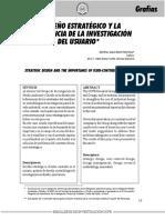 Dialnet-ElDisenoEstrategicoYLaImportanciaDeLaInvestigacion-5031504