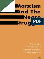 Marxism & Negro Struggle by Harold Cruse.pdf