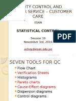 QMCS 17 - 2 SC Charts