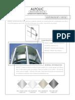 PE Architectural Mica Data Sheet