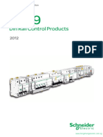 Schneider Acti9 Control Catalogue