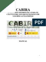 Manual Cabira