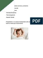 Relación Entre Sistema Nervioso y Endocrino