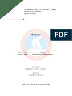 Metodologias ITIL, ISO, COSO, COBIT