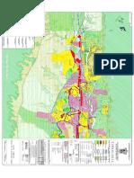 (j049pr13) Carta Urbana del Plan de Desarrollo Urbano del Municipio de Santiago, Nuevo León