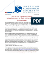 How the ADA Regulates and Restricts Solitary Confinement-FINAL