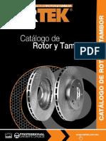 Catalogo Rotor Tambor