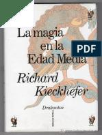 La Magia en La Edad Media - Richard Kieckhefer.pdf