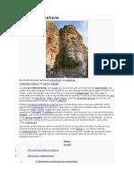 Roca Sedimentaria Gr