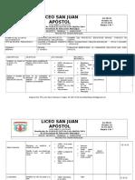 Proyecto San Juan Apostol