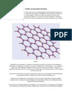 Grafeno el nanomaterial del futuro