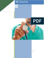 Mi Doctor - Informe de Avance 2