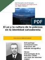 Psicología Social 5 Identidad Salvadoreña Cultura Pobreza