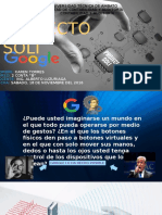 Tema Tecnológico -Proyecto Soli de Google