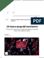 Donald Trump_ Un Loco a Cargo Del Manicomio _ Internacional _ EL PAÍS