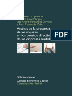85-2014!01!20-Albert, Escot, Fernández Cornejo, Mateos 2008 Presencia Mujeres Puestos Directivos