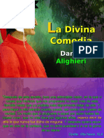 CONTEXTUALIZACIÓN DE LA DIVINA COMEDIA