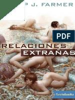 Relaciones Extranas - Philip Jose Farmer
