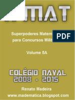 Livro Xmat Vol05a Colégio Naval
