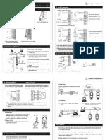 MultiBio700 Installation Guide V1.2