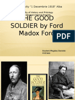 The Good Soldier-Ford Madox Ford