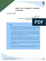 Comportamiento Comercio Exterior Del Uruguay Ene Dic 2010