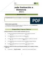 2da Evaluacion a Distancia Resuelta